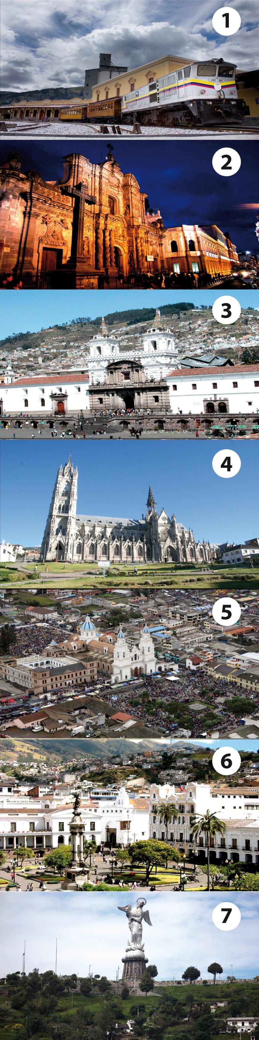 7 Tesoros De Quito